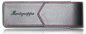 Montegrappa double pen case.