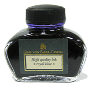 Faber Castell ink.