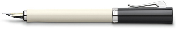 Ivory Intuition fountain pen.