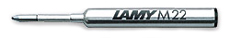 Lamy M22 ball point refill compact.