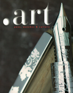 Art, Pens, Watches and Culture magazine no. 17.