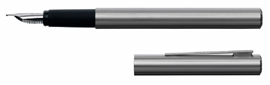 P'3125 Porsche Design Slim Line fountain pen.