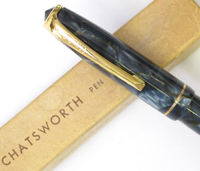 The Chatsworth Pen made by Burnham.